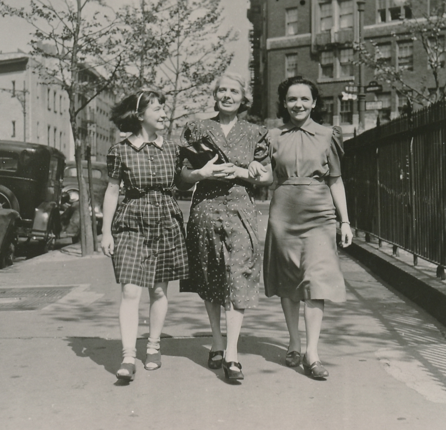 Delighted to have new dresses from a WPA sewing room project in New York City. Photo courtesy of the National Archives (ca. 1935-1943).