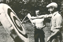 This WPA archery recreation project in Grand Rapids, Michigan, is a nice break from the 9-5 grind. Photo courtesy of the National Archives (ca. 1935-1943).
