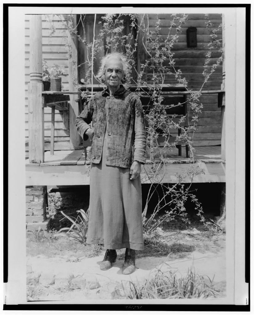 Georgia Flournoy, 1938.