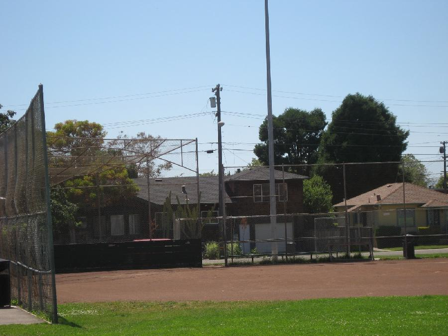 Frances Albrier-San Pablo Park Baseball Field