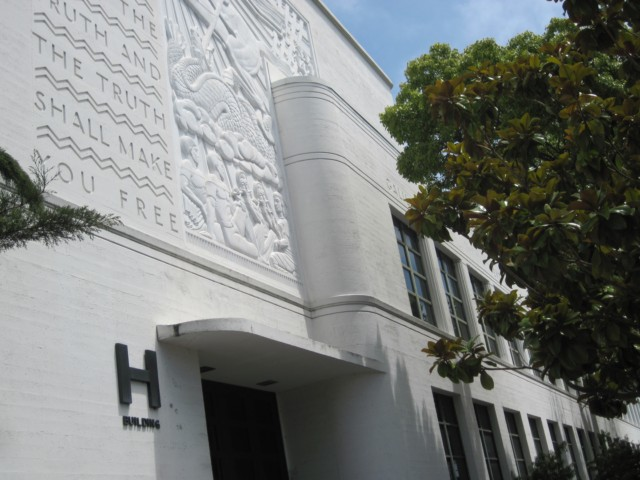 Berkeley High School Science Building H