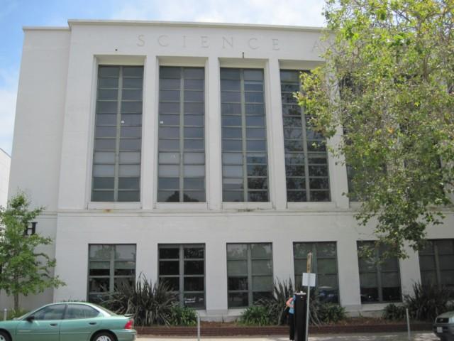 Berkeley High Science Building