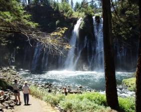 Arthur-Burney Falls