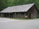 Russian Gulch State Park, building