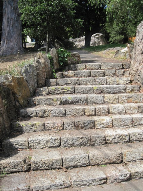 Indian Rock Park Stairs