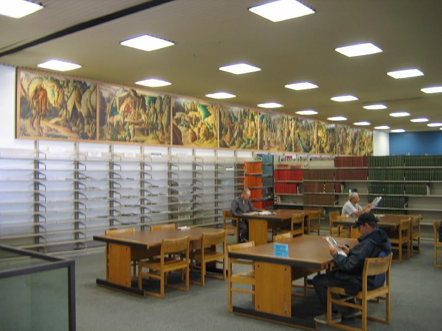 "Long Beach Library ""Children's Stories"" 2"
