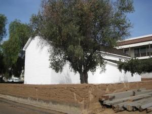 San Diego Adobe Chapel