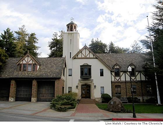 Mill Valley City Hall - Mill Valley CA