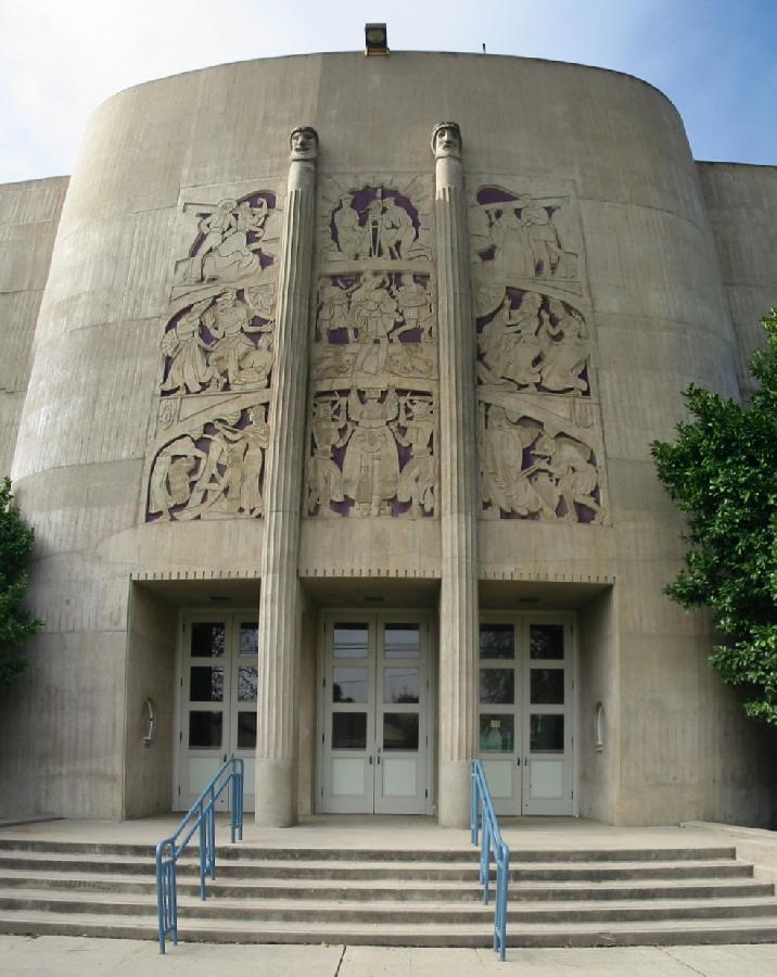 Robert Stanton Theater at King City High School