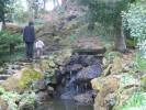 Waterfall and Path at Temescal