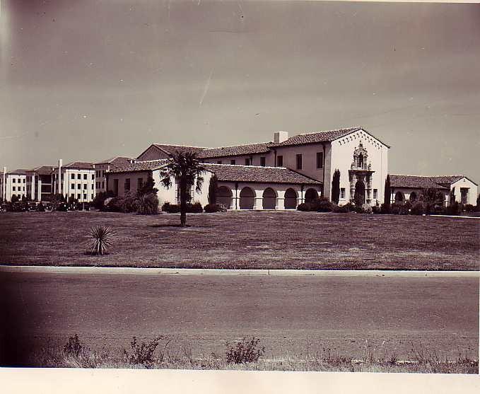 Hamilton Field Administration Building