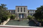 Main entrance, county courthouse - San Luis Obispo CA