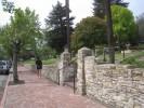 Friendly Plaza Stonework