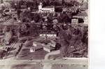 Visalia Municipal Hospital: Aerial