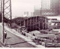 Aliso Street Viaduct Under Construction