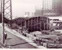 Aliso Street Viaduct Under Construction
