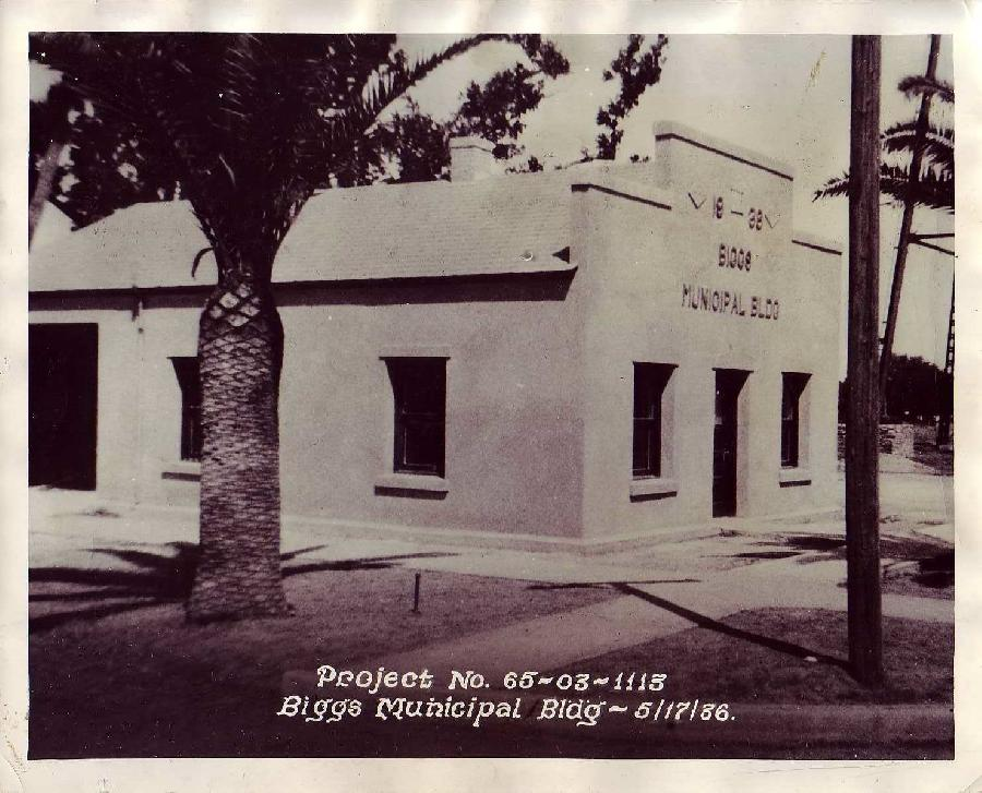 Biggs City Hall
