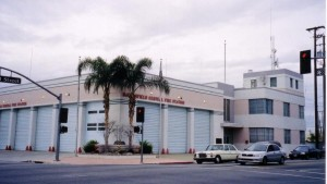 Bakersfield Central Fire Station