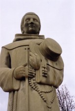 Father Francisco Garces Statue