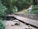 Sausal Creek, at Diamond Park