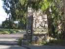 Morro Bay State Park Entrance