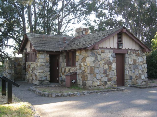 Morro Bay State Park Restrooms