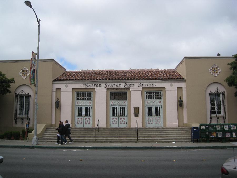 San Mateo Post Office
