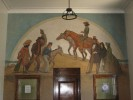 Martinez Post Office mural