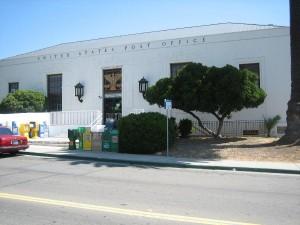 Martinez Post Office