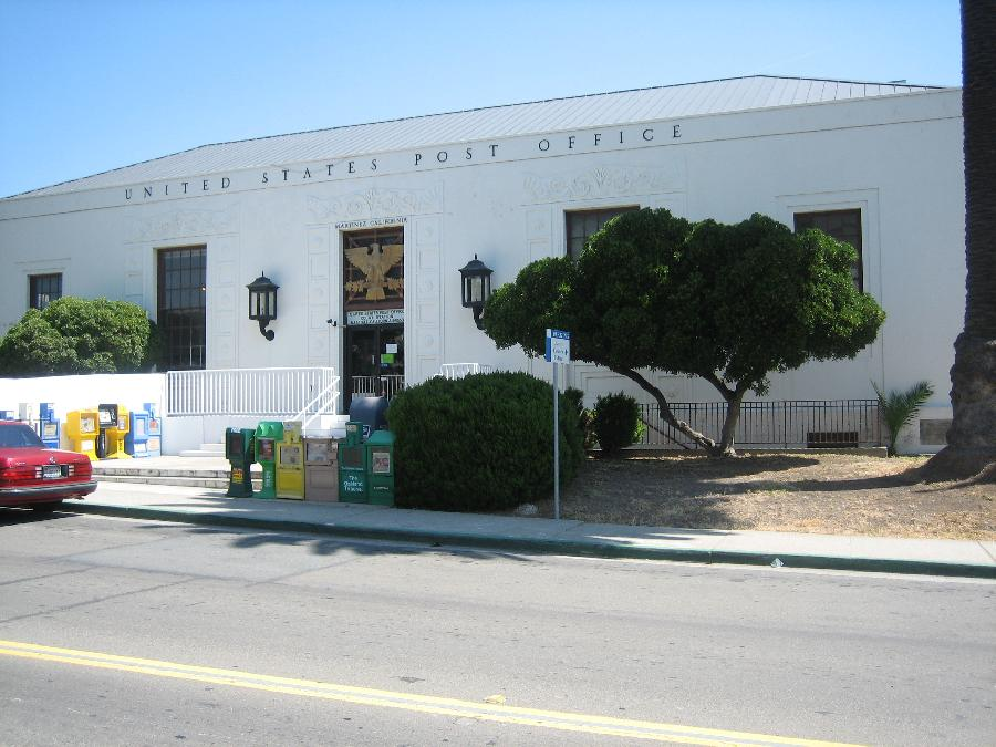 Martinez Post Office