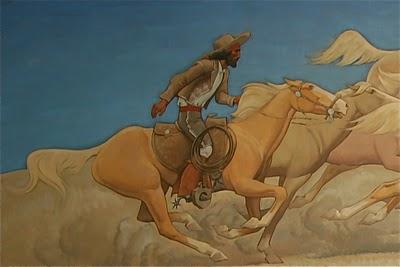 """Palomino Ponies"" Detail"