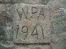 """""""WPA 1941"""", Sonoma County Hospital"""