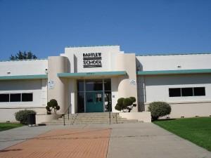 Bartlett School Main Entrance