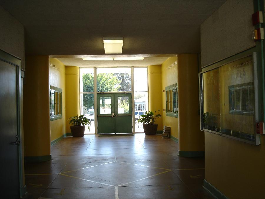 Bartlett School Interior