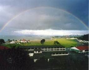 Crissy Field rainbow