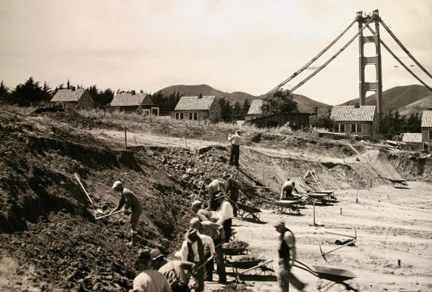 Crissy Field, archival photo