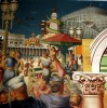Venice Post Office Mural