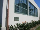 Coronado High School, plaque