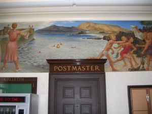 "Pacific Grove Post Office ""Lover's Point"""