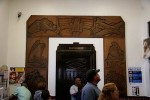 San Fernando Post Office Wooden Reliefs