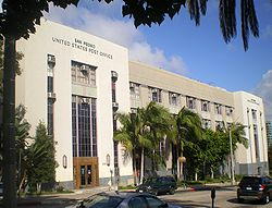 San Pedro Post Office - 2