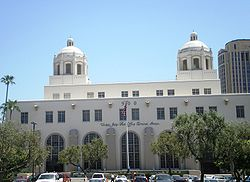 Los Angelese Post Office Terminal Annex