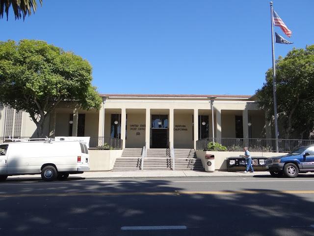 Ventura CA Post Office