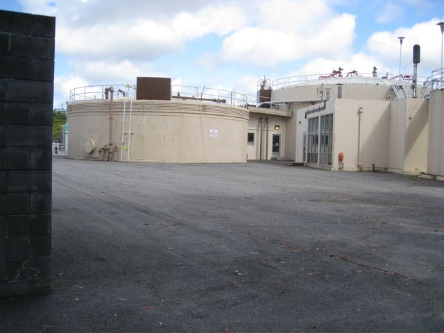 Burlingame Wastewater Treatment Facility Today