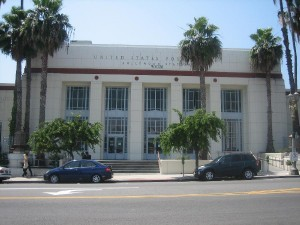 Hollywood Post Office