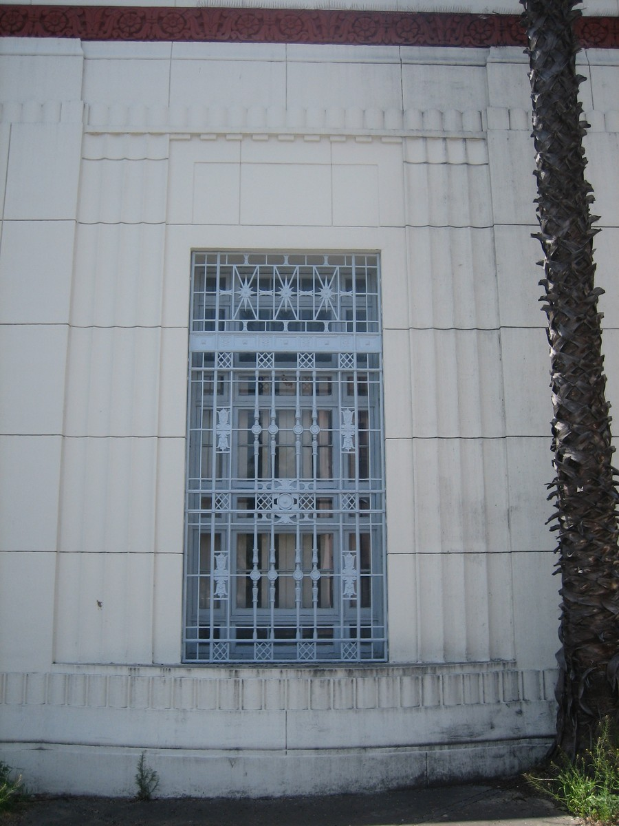 Hollywood Post Office Side