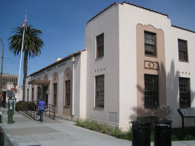 Redwood City Post Office