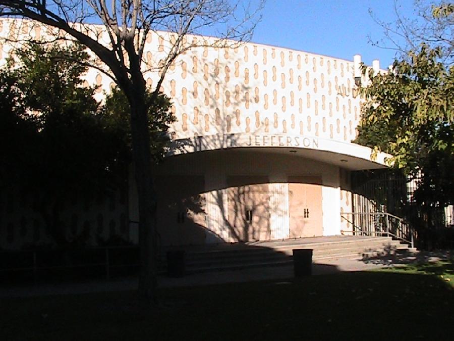 Jefferson Middle School Auditorium