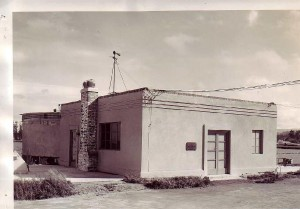 Burlingame Sewage Disposal Plant Archive Photo