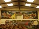 Sonora High School George Post Mural
